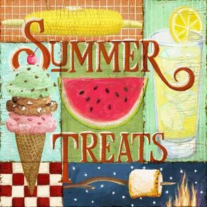 Summer Treats by Art Licensing Studio