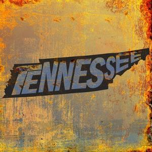 Tennessee by Art Licensing Studio