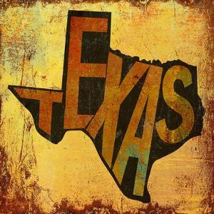Texas by Art Licensing Studio