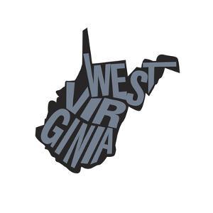 West Virgina by Art Licensing Studio
