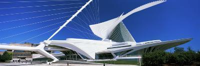 Art Museum, Milwaukee Art Museum, Milwaukee, Wisconsin, USA--Photographic Print