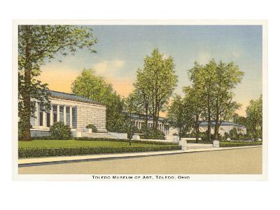 Art Museum, Toledo, Ohio--Art Print