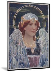 Art Nouveau Angel