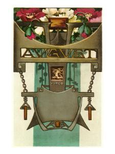 Art Nouveau August, Virgo