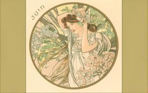 Art Nouveau Juin