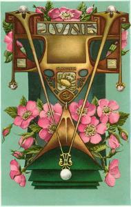 Art Nouveau June, Cancer