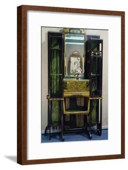 Art Nouveau Style Cabinet, Ca 1900-Eugenio Quarti-Framed Giclee Print