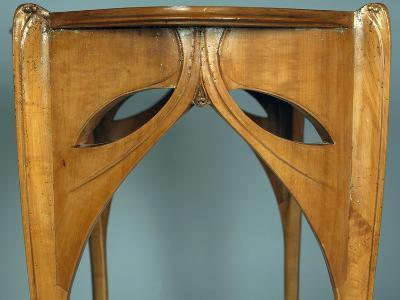 Art Nouveau Style Table, 1903-Hector Guimard-Giclee Print