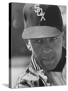 Chicago White Sox Manager Eddie Stanky by Art Rickerby