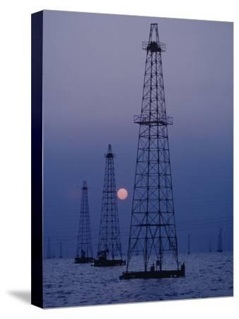 Venezuela Oil Rigs