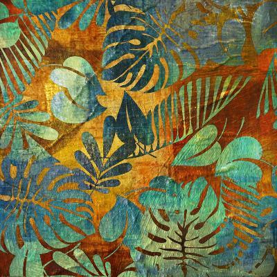 Art Vintage Floral Background. To See Similar, Please Visit My Portfolio-Irina QQQ-Art Print