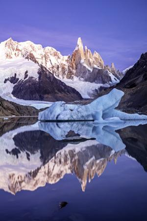 Argentina Andes by Art Wolfe