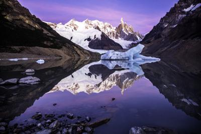 Argentine Andes 2 by Art Wolfe