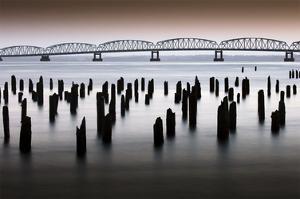 Astoria-Meglar Bridge by Art Wolfe