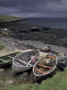 Bay Landscape, Isle of Skye, Scotland by Art Wolfe
