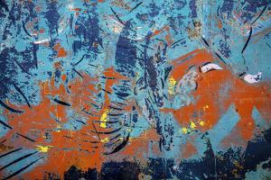 Bolivia Grafitti by Art Wolfe