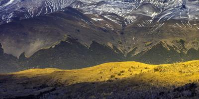 Chilean Andes by Art Wolfe