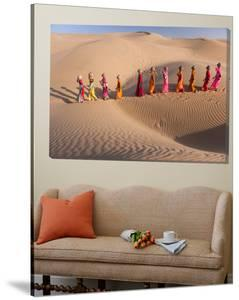 Desert Walk by Art Wolfe