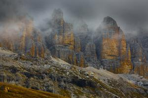 Dolomites, Italy by Art Wolfe