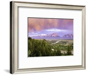 Grand Tetons by Art Wolfe