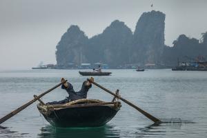 Ha Long Bay, Vietnam by Art Wolfe