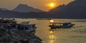 Laotian Fishing Village by Art Wolfe