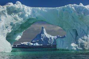 Magnificant Antartica by Art Wolfe