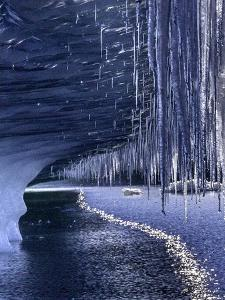 Melting Glacier by Art Wolfe