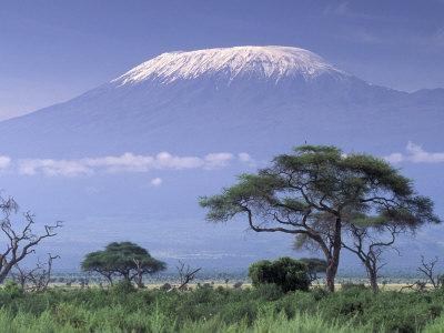 Mount Kilimanjaro, Amboseli National Park, Kenya