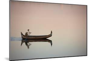 Myanmar Commute by Art Wolfe