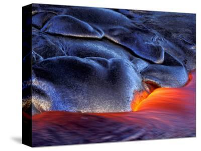 Volcanic Eruption, Volcanoes National Park, Kilauea, Big Island, Hawaii, USA
