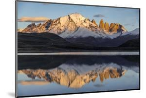 Cordillera Paine, Chile by Art Wolfe Wolfe