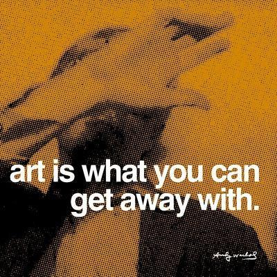 andy warhol quotes for prints paintings posters