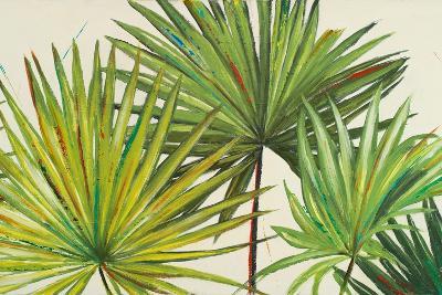 Arte Verde II-Patricia Pinto-Premium Giclee Print