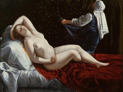 Danaë, C.1612