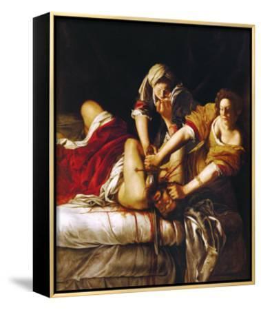 Judith and Holofernes, Around 1620