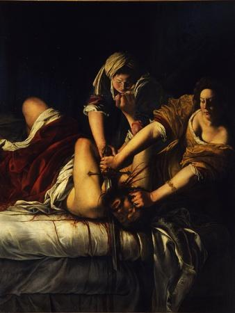 Judith and Holofernes, C. 1621