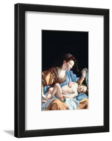 Madonna with Sleeping Christ Child