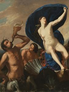 The Triumph of Galatea by Artemisia Gentileschi