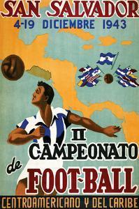 Il Campeonato De Foot-Ball by Artes Graficas