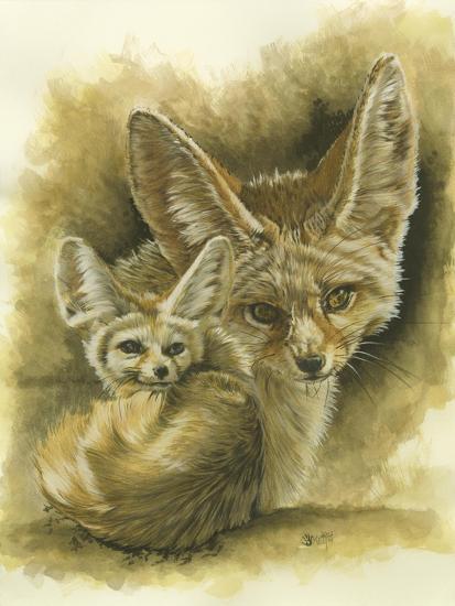 Artful-Barbara Keith-Giclee Print