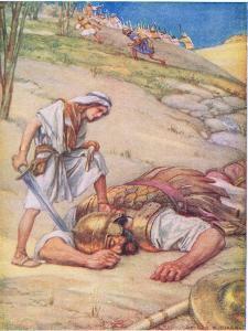 David and Goliath by Arthur A. Dixon