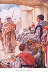 """I Appeal Unto Caesar"" by Arthur A. Dixon"