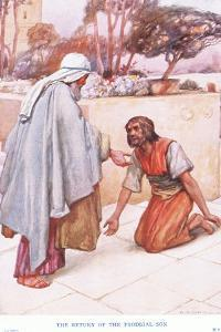 The Return of the Prodigal Son by Arthur A. Dixon
