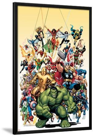 Avengers Classics No.1 Cover: Hulk