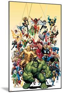 Avengers Classics No.1 Cover: Hulk by Arthur Adams