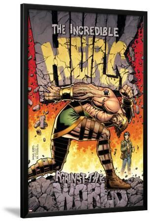 Incredible Hulk No.112 Cover: Hercules