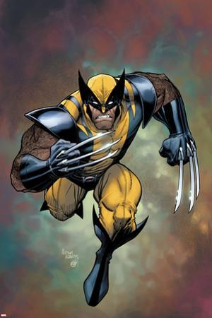 Wolverine No.302 Cover