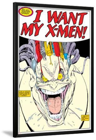 X-Men Super-Sized Annual No.12 Headshot: Mojo