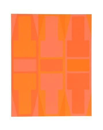 T Series (Orange) by Arthur Boden